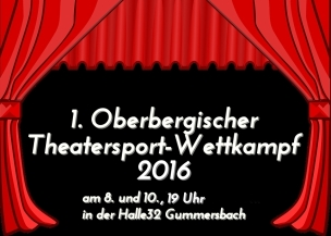 Theatersport-Wettkampf